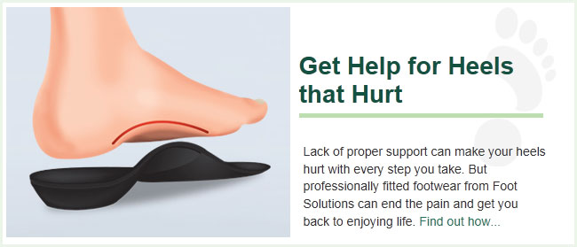 Get Help for Heels that Hurt